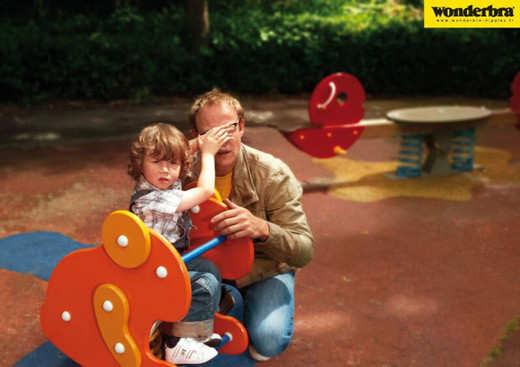 Publicidad Creativa: Playground – Wonderbra