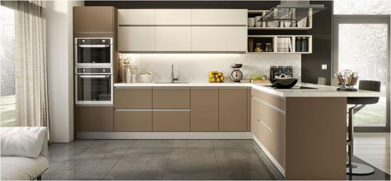 C mo situar los electrodom sticos en la cocina - Muebles de cocina forlady el corte ingles ...
