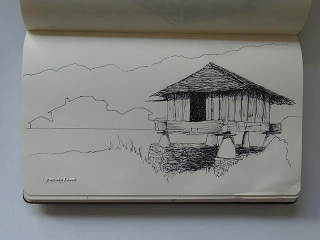 Desenhos de Viagem 4 (6/6)