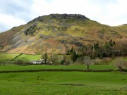 Helm Crag from Helmside