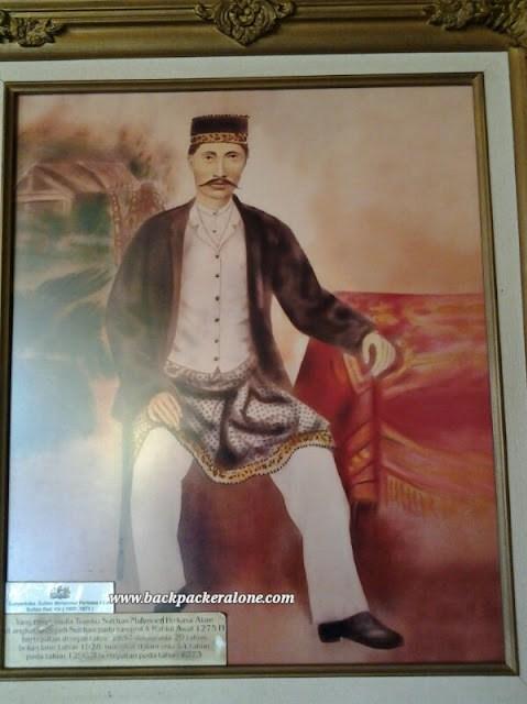 Koleksi Foto Sultan Deli