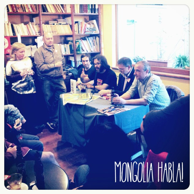 mongolia habla
