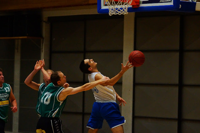 basketbal Wytewa heren