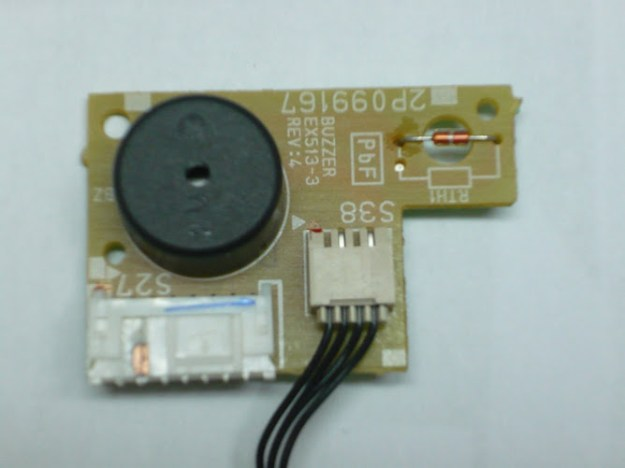 temperature sensor and zoomer