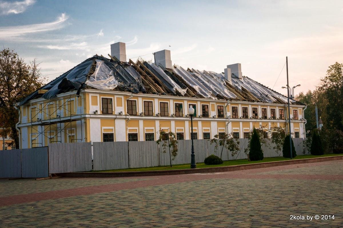 Дом Адміністратара 1780г