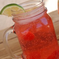 Let's cool off with some Cherry Limeade