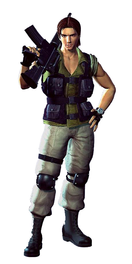 The Crispy Crew Resident Evil 3 Nemesis Its In Your Blood