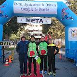 XVII Medio Maratón Ciudad de Orihuela (8-Febrero-2015)