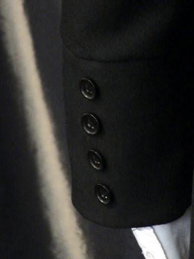 zoom sur les boutons décoratifs