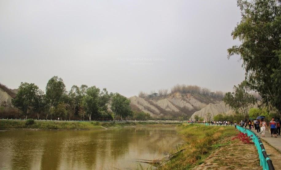 高雄市田寮景點,田寮月世界地景公園