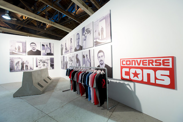 #CONVERSE 2014 春夏新品全面啟動:大膽玩色 設計破界 2