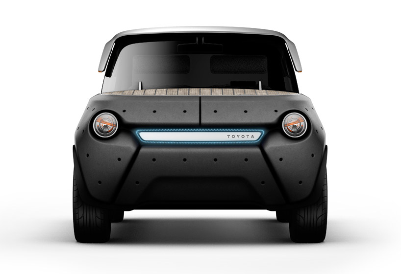 *TOYOTA ME.WE小型遊玩車:電動環保輕巧登場! 7