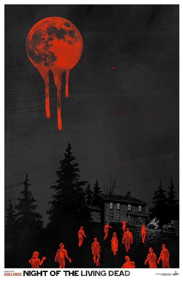 SCariest Movies - Night of the Living Dead