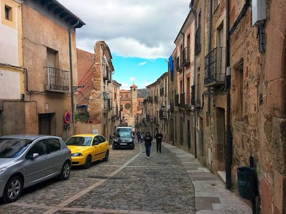 Calle Mayor de Sigüenza
