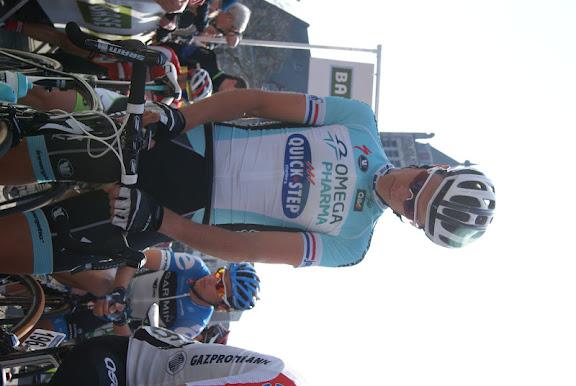 Niki Terpstra, winnaar van Dwars door Vlaanderen