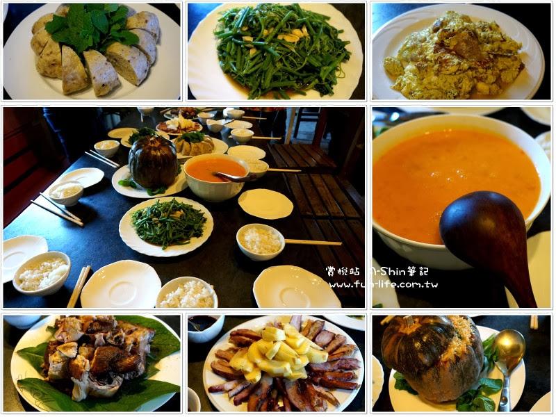 滿桌好菜,會讓人懷念的原住民料理-讓A-Shin教你玩屏東霧台