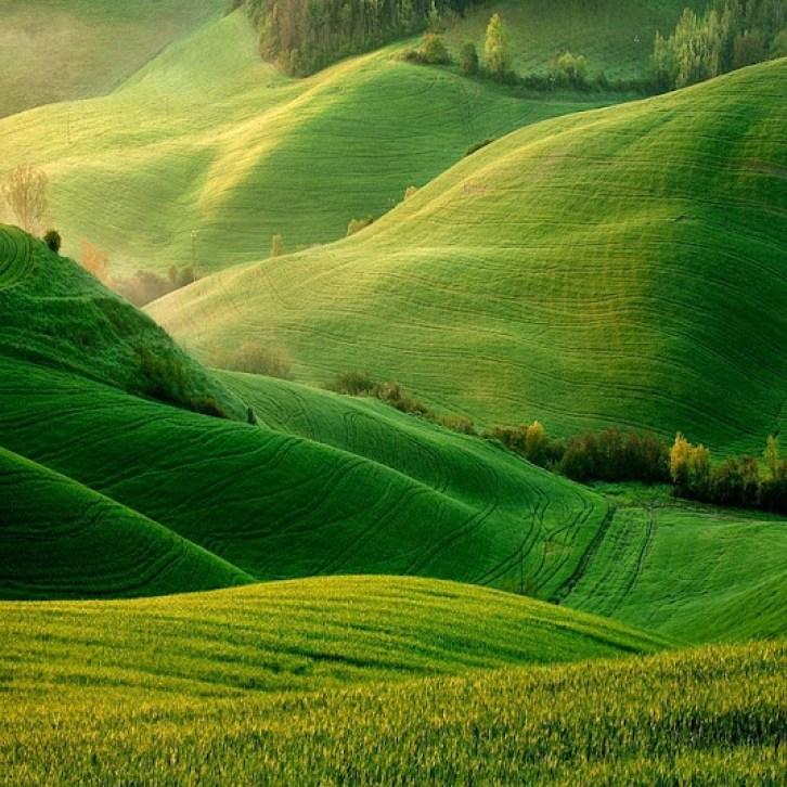 территория Тосканы