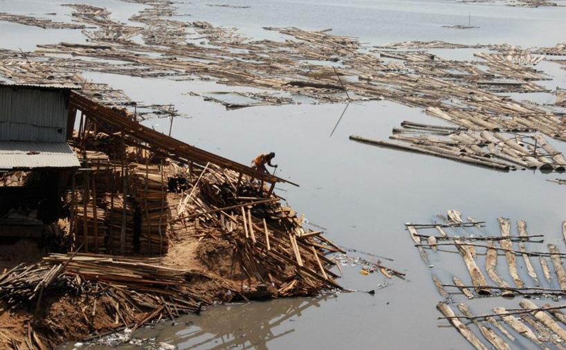 *非洲馬可可(makoko):漂浮在水上的校園! 2