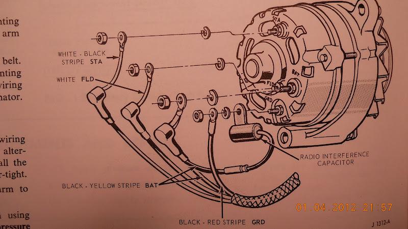 1964 Alternator Options?