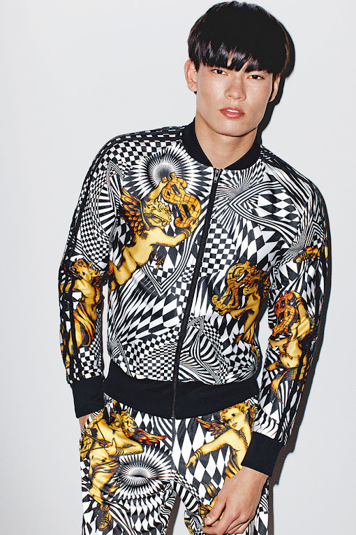*看著都暈頭轉向了:adidas Originals x Jeremy Scott 2013 喧嘩秋冬 14