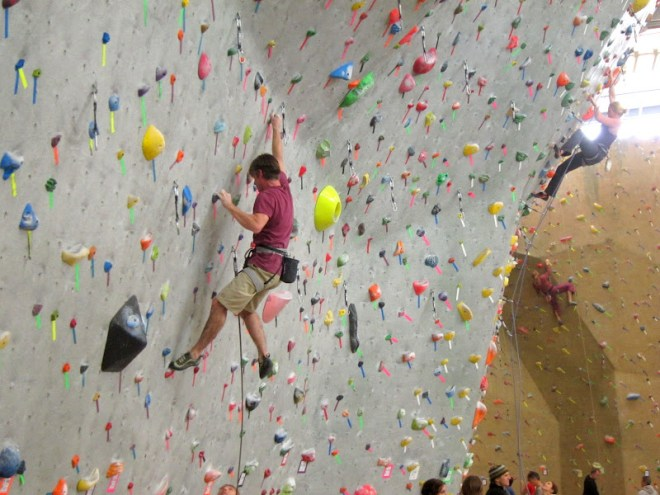 Reason #3 to move to Boulder - Movement Gym