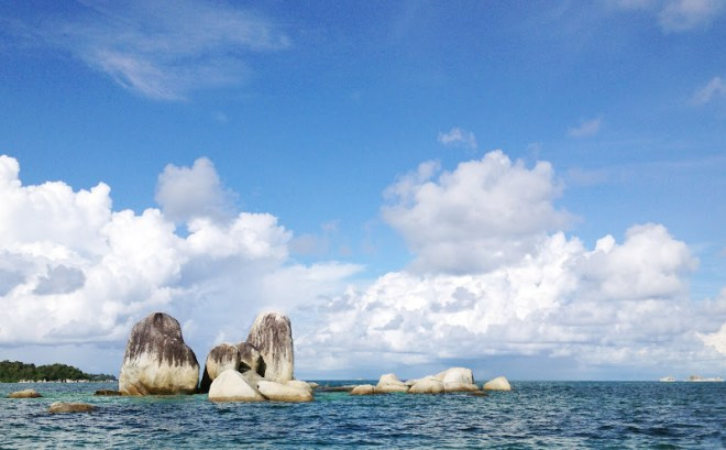 Island Hopping in Belitung | Jack and Jill Travel