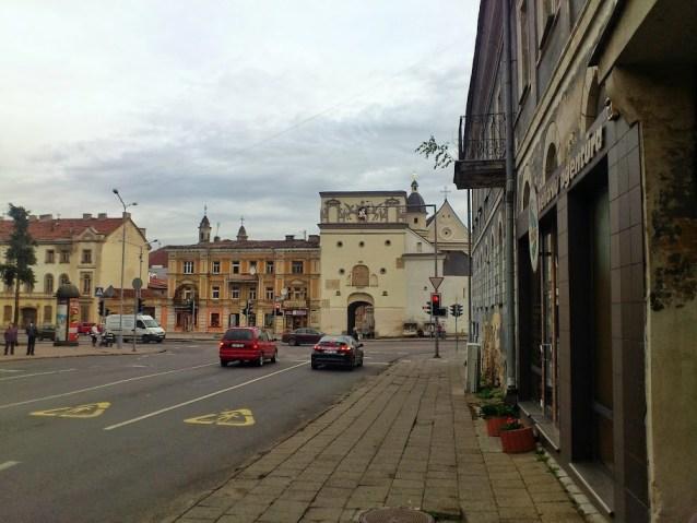 Puerta de la Aurora, Vilna, Vilnius