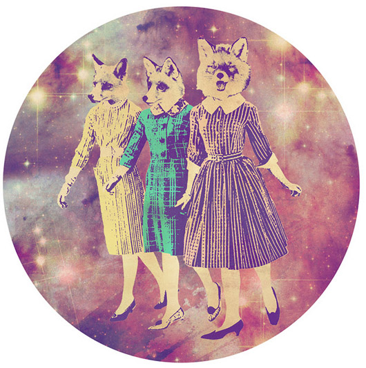 Fab Ciraolo arte Wish We Still Dress Like This