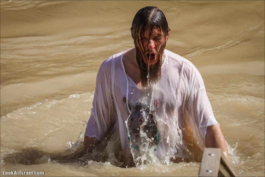 Каср эль-Яхуд - место крещения Христа