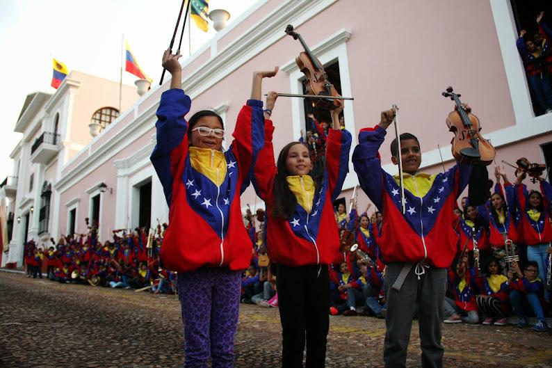 Selección Sinfonica Nacional Infantil 2015