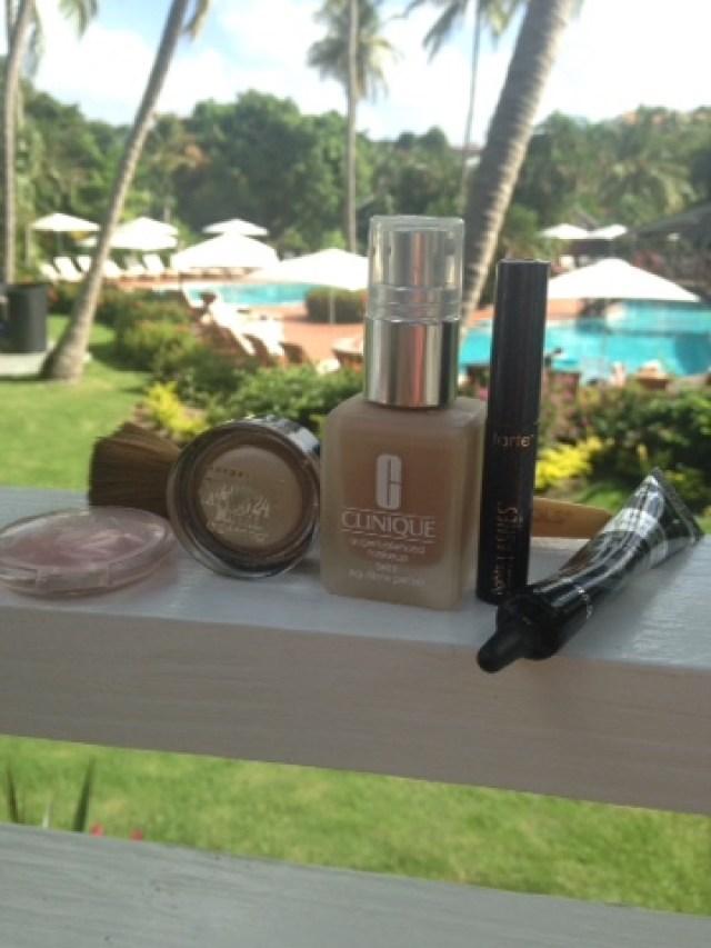 Travel Makeup Routine