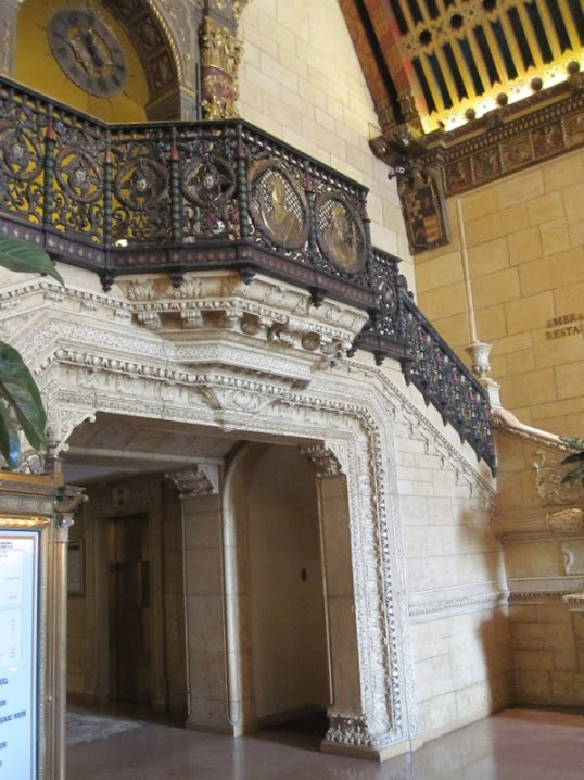 Downtown Los Angeles Architectural Walking Tour (2/6)