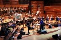 La orquesta de Rock Sinfónico es una agrupación del Conservatorio de Música Simón Bolívar