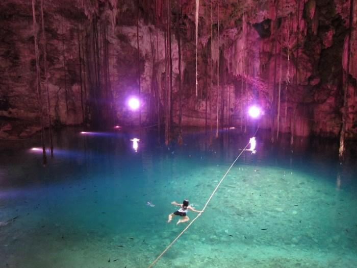 Cenote X'keken Valladolid
