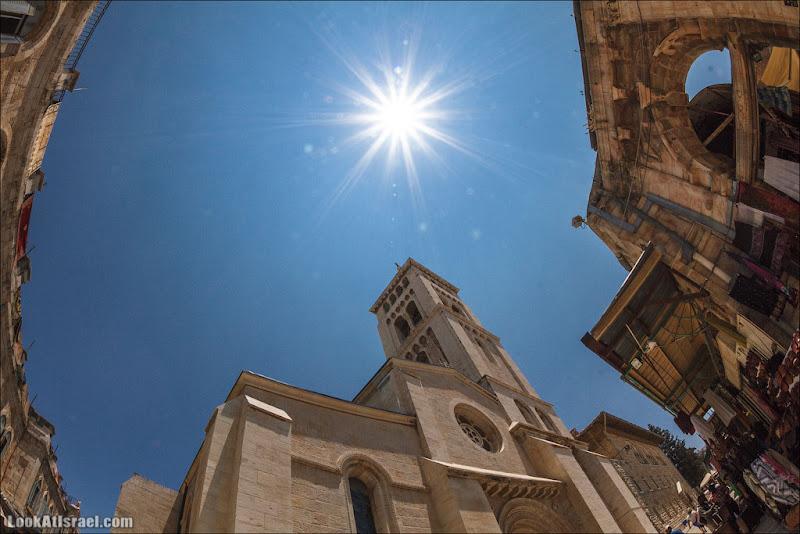 Церковь Спасителя в Иерусалиме