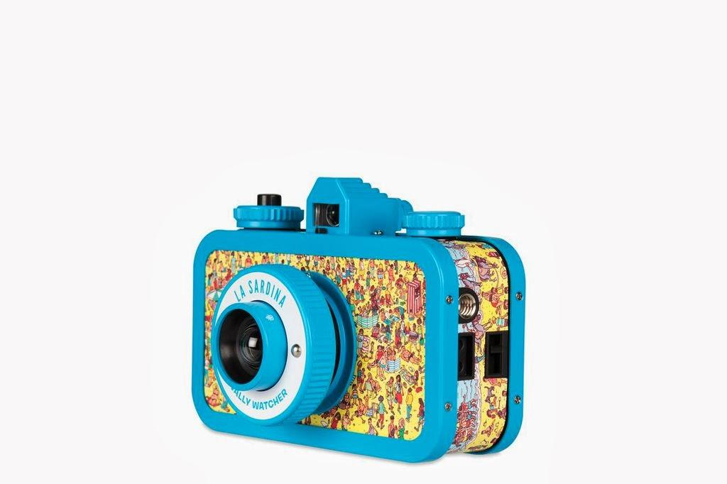 #尋找 Wally 在哪裡:LA SARDINA 相機和你一起在人山人海中揪出威利 ! 5