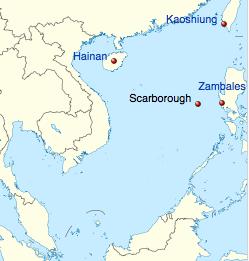 Scarborough Shoal