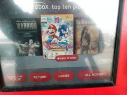 redbox top 10 movie screen
