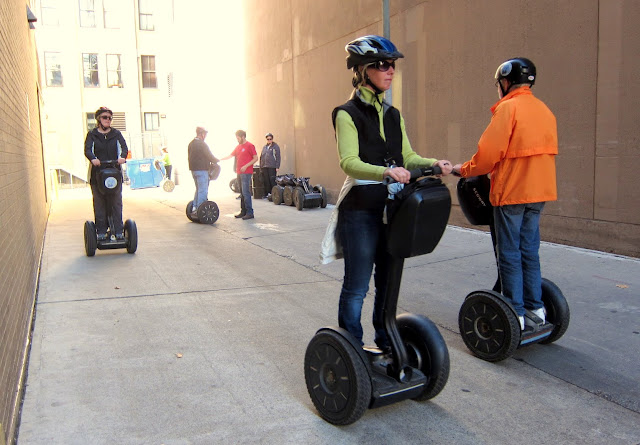 Segway City Tour - Washington DC
