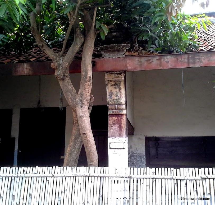 bangunan tua di pasar lama tangerang