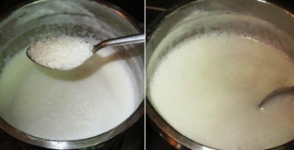 Rasmalai Recipe | Homemade Rasmalai Sweet from scratch by Kavitha Ramaswamy of Foodomania.com