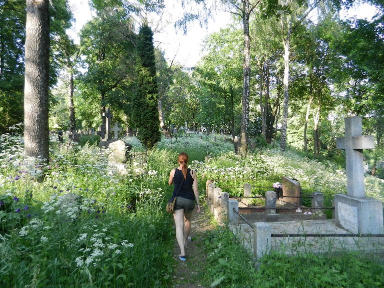 Bernardine Cemetery, Vilnius, Lithuania