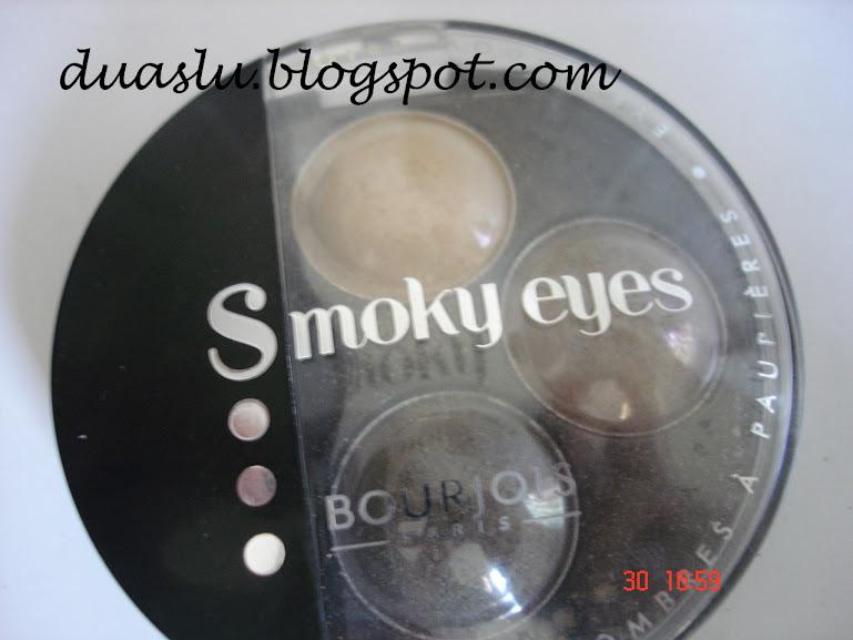 Resenha do Smoky Eyes da Bourjois