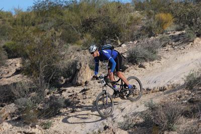 Mountain biking near phoenix