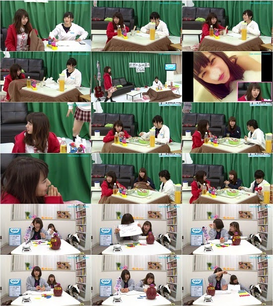 (TV-Variety)(720p) YNN [NMB48チャンネル] 夜中の山田菜々「さやかの部屋」 150504