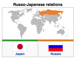 Japan - Russia Relations