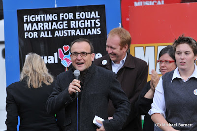 Adam Bandt - Deputy Leader of the Australian Greens