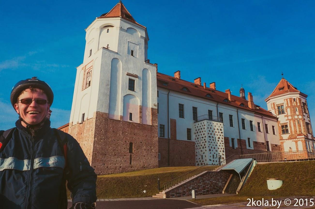 Мірскі замак і Victogan