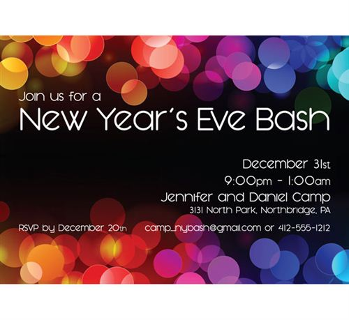 Invitation for new year party templates merry christmas and happy invitation for new year party templates maxwellsz