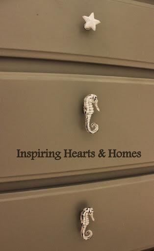 seahorse knobs, hobby lobby knobs
